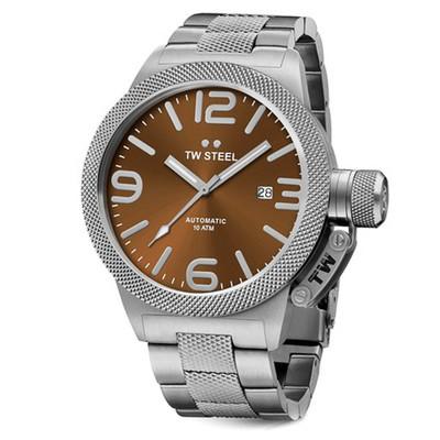 Unisex Naranja Reloj Analógico Caucho DH29EIW