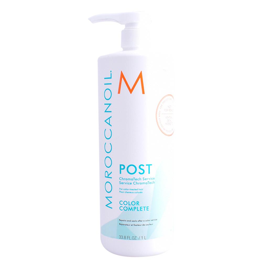 Protección cabellos teñidos paso 2 de 2