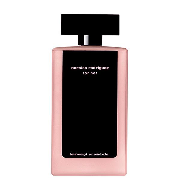 Gel de ducha perfumado Narciso rodriguez - mujer