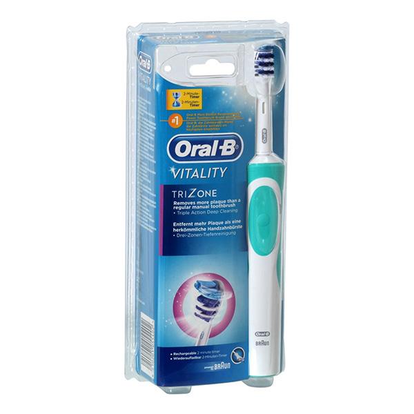 Cepillo eléctrico Oral-B Vitality Trizone