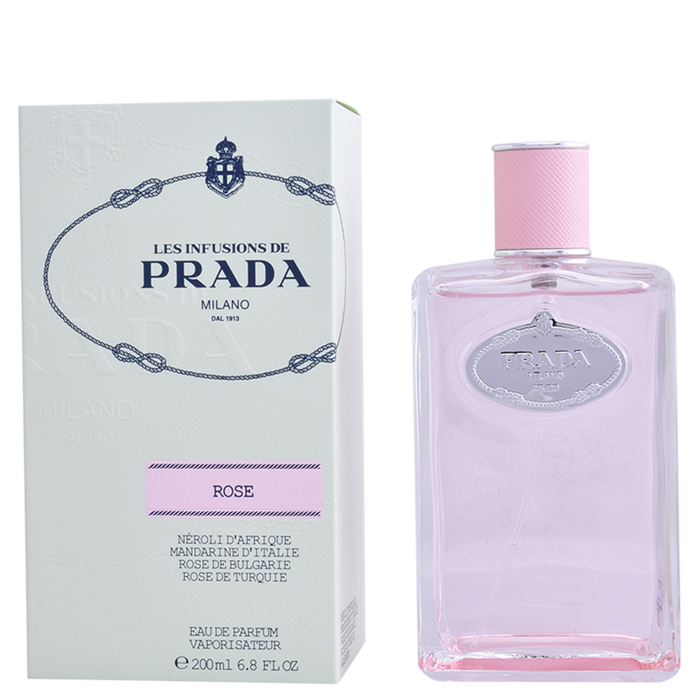 EDP infusion rose - mujer