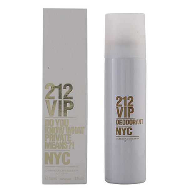Desodorante en spray perfumado 212 vip - mujer