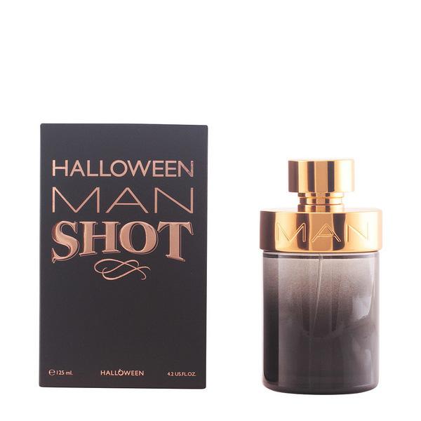 EDT Halloween shot man