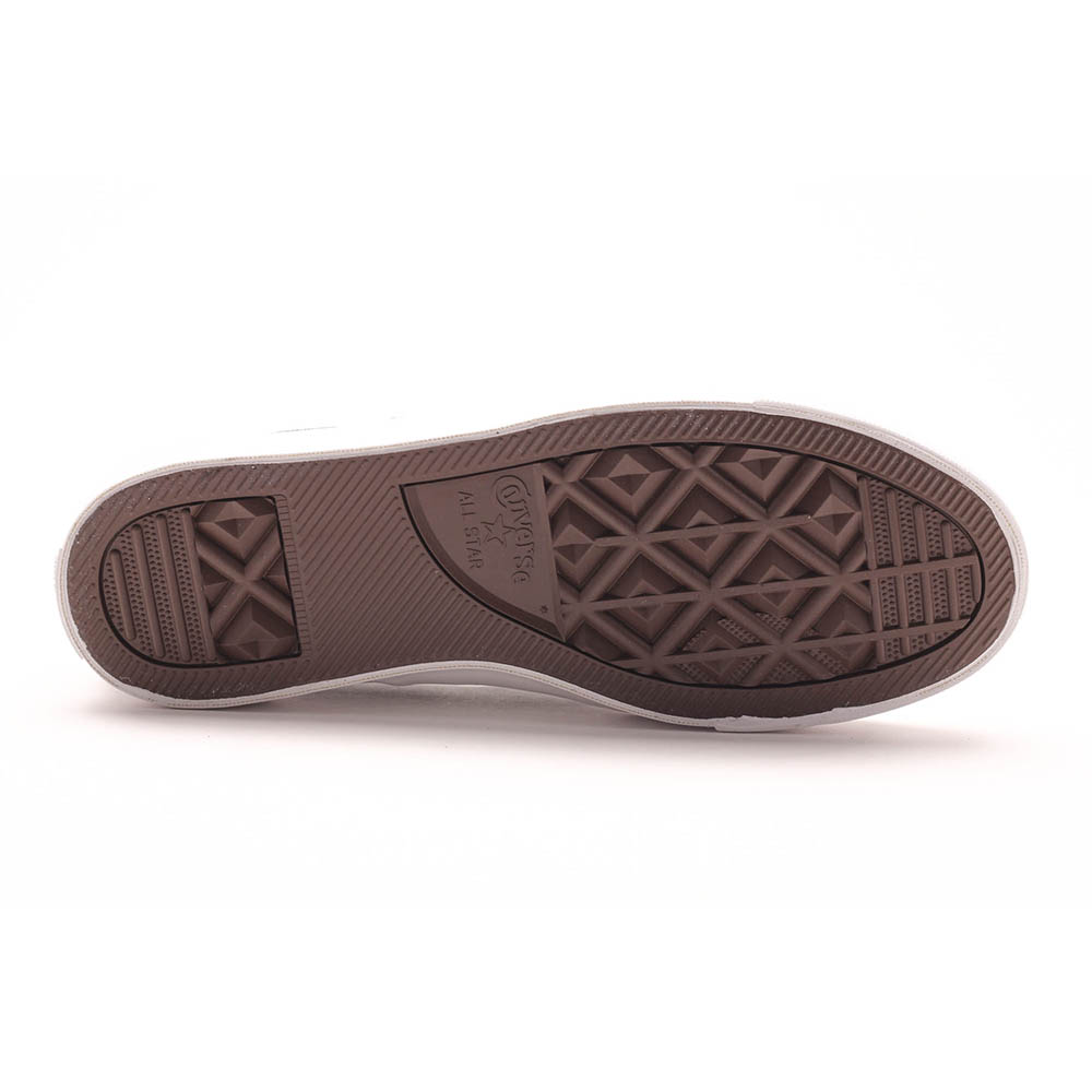 Sneaker unisex - blanco negro
