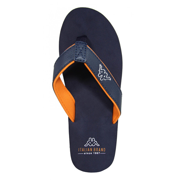 Sandalias flip flop - marino