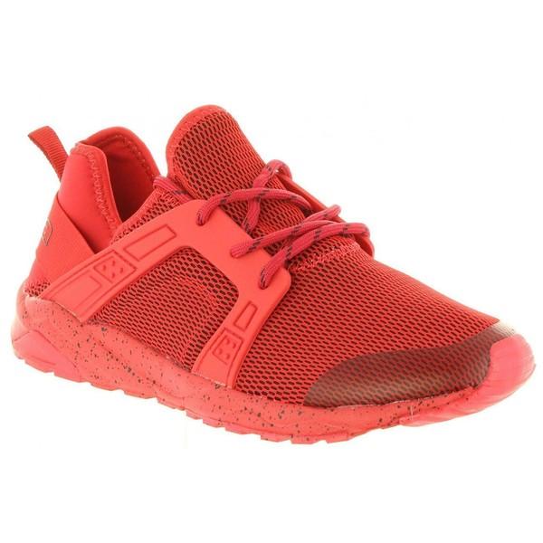 Sneaker infantil/junior - rojo