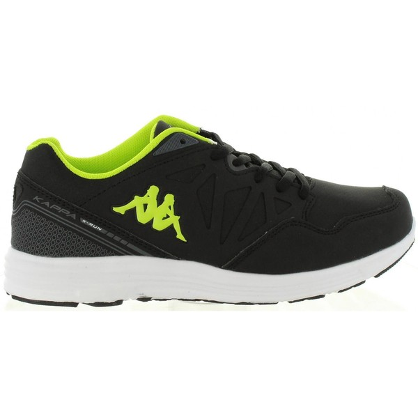 Sneaker mujer - negro/verde