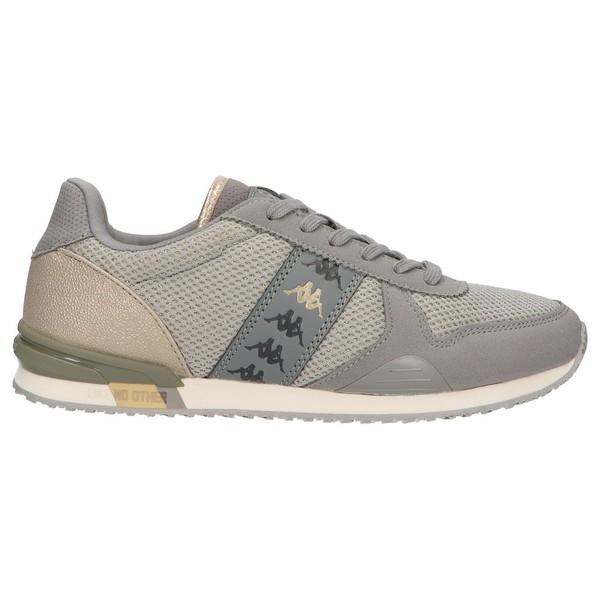 Sneaker mujer - gris