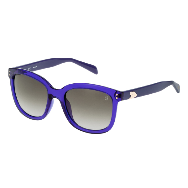Gafas de sol acetato mujer - morado
