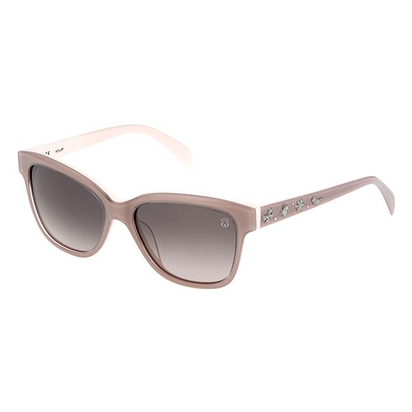 Gafas de sol acetato mujer - visón