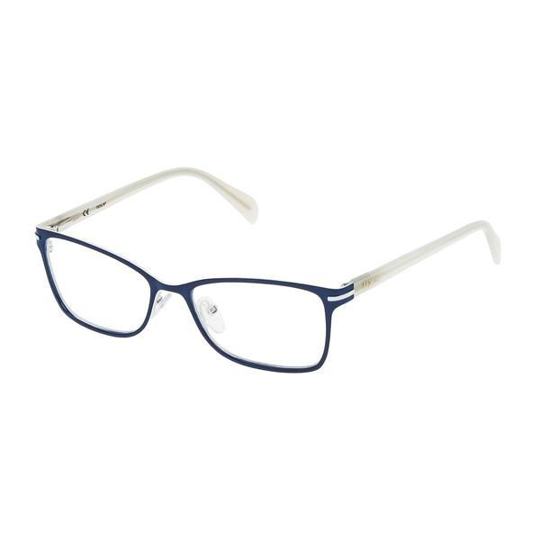 Gafas de sol mujer metal-acetato - azul