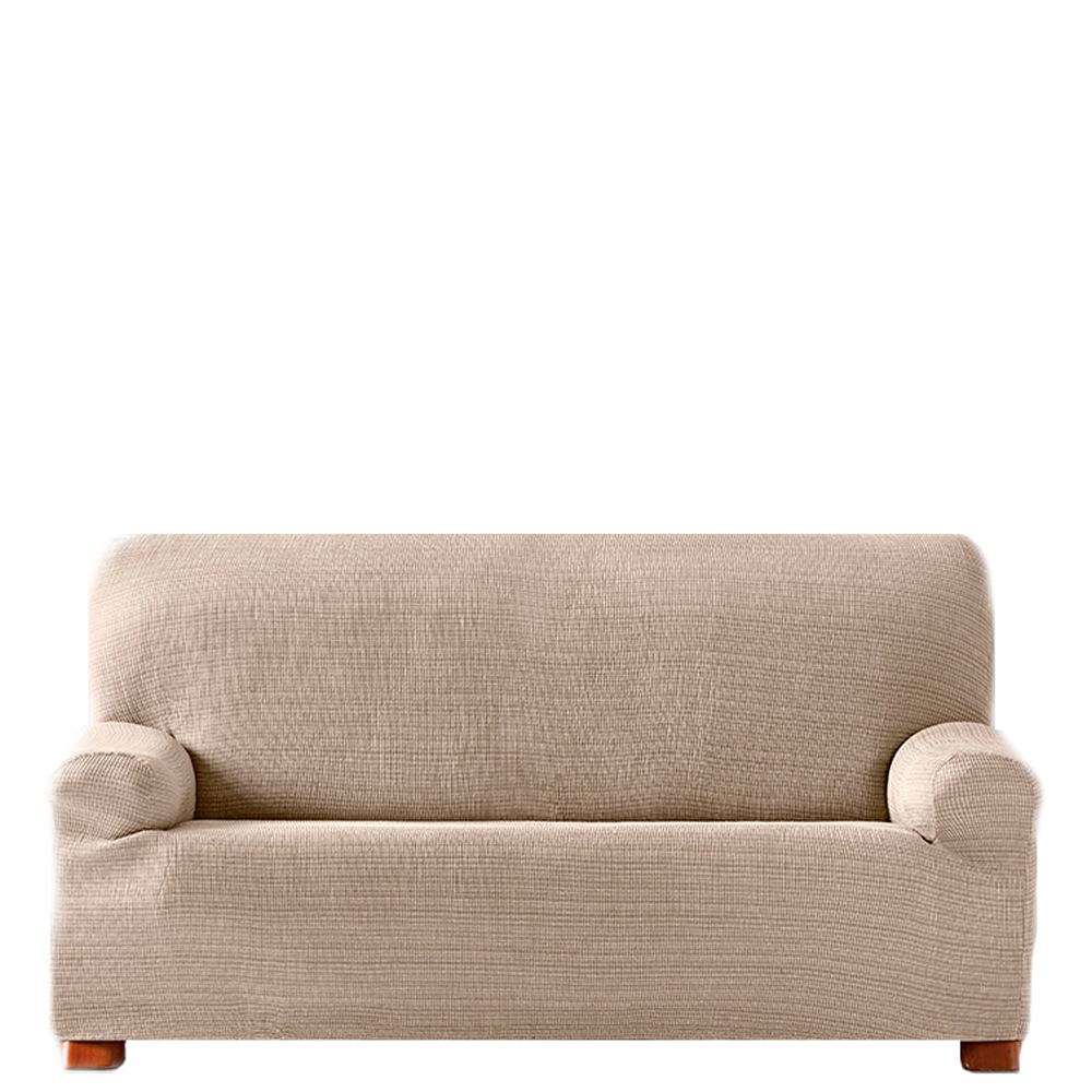 80/110cm Funda sofá 1 plaza - crudo