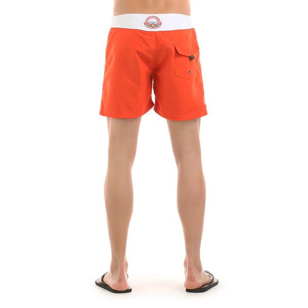 Bañador bermuda Narrabeen - naranja