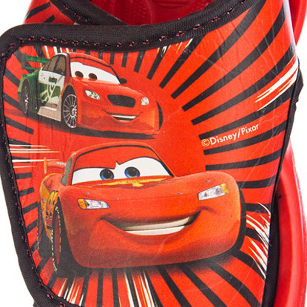 Sandalia de playa Cars - rojo