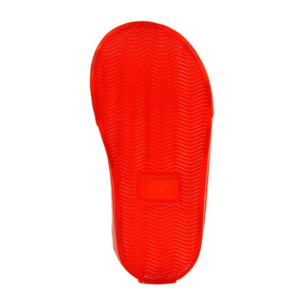 Sandalia goma Cars Rayo McQueen - rojo