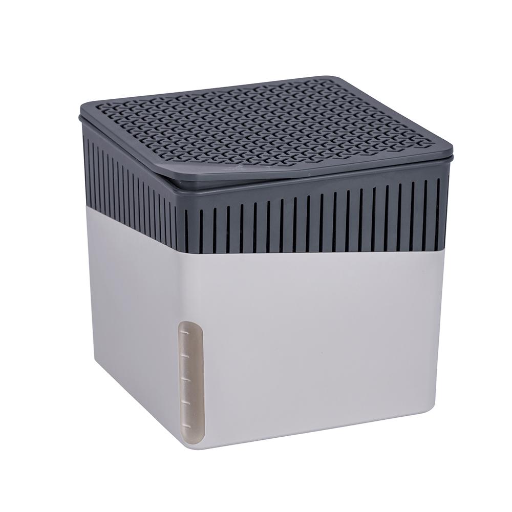 500g Deshumidificador cube - gris