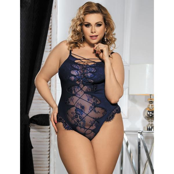 Body Thema mujer - azul