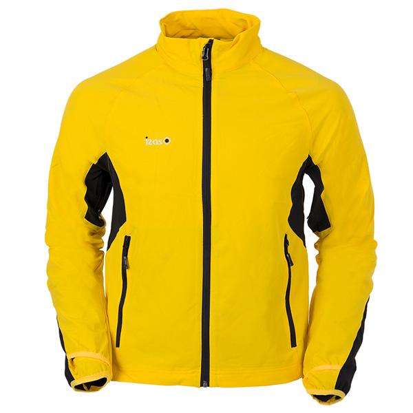 Chaqueta softshell Kamet - amarillo/negro