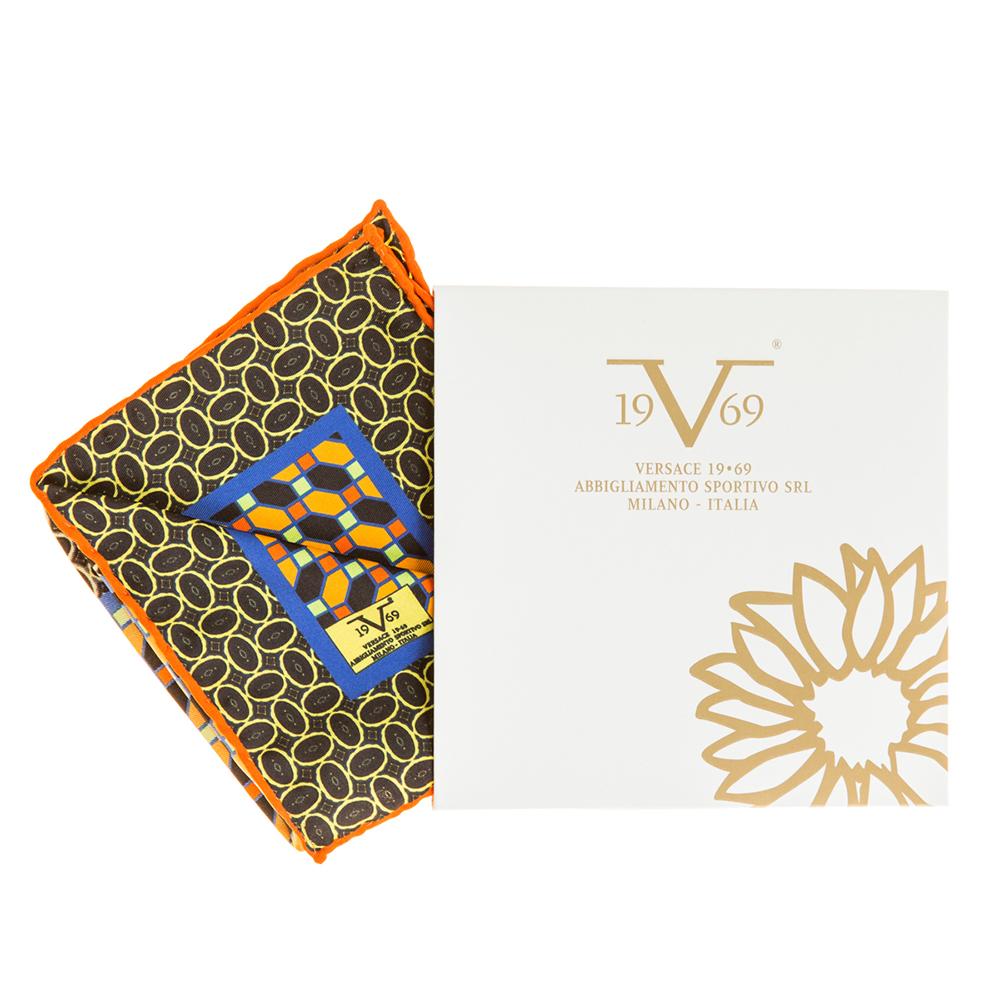 30x30cm Pañuelo bolsillo estampado - multicolor