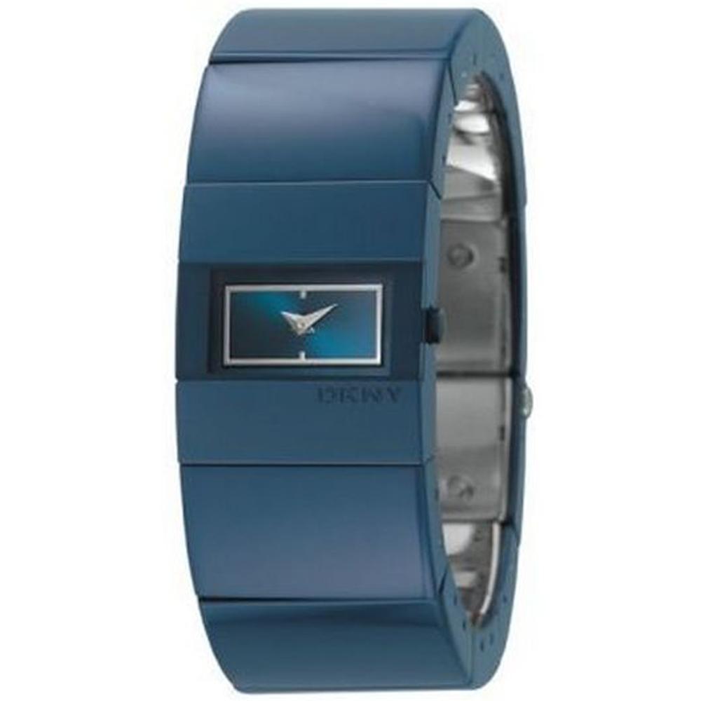 Reloj mujer analógico acero - azul