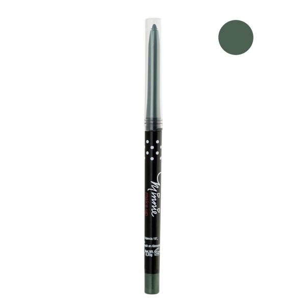 Delineador de ojos - verde esmeralda