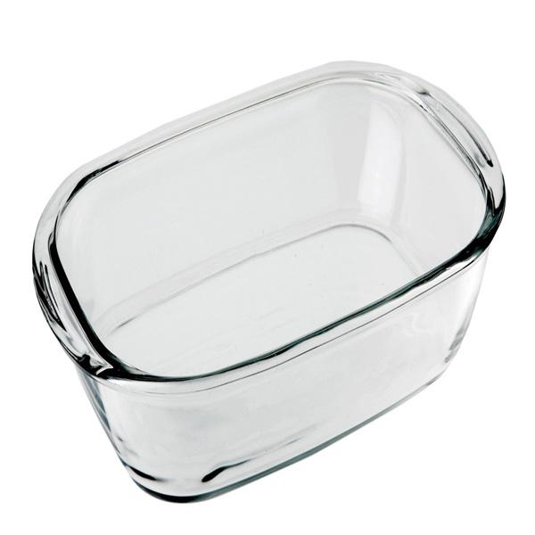 1,8L Fuente rectangular cristal