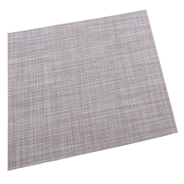 Mantel individual 30x45cm liso - crema