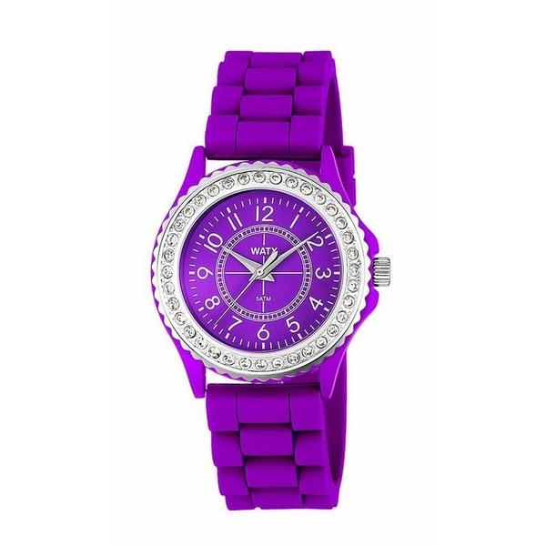 Reloj mujer - morado
