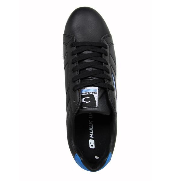 Sneaker hombre - negro/azul