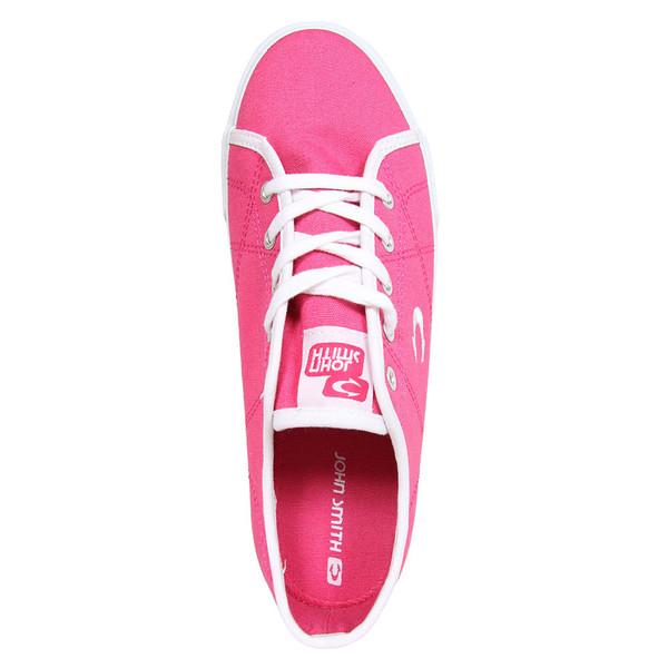 Sneaker junior - fucsia