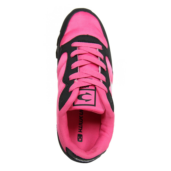 Sneaker infantil/junior - rosa/negro