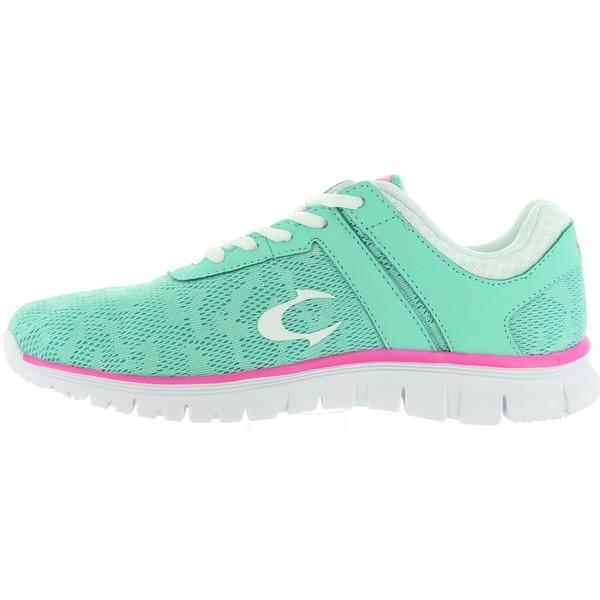 Sneaker mujer - turquesa