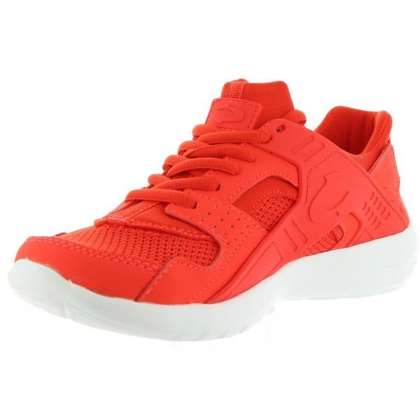 Sneaker junior - naranja