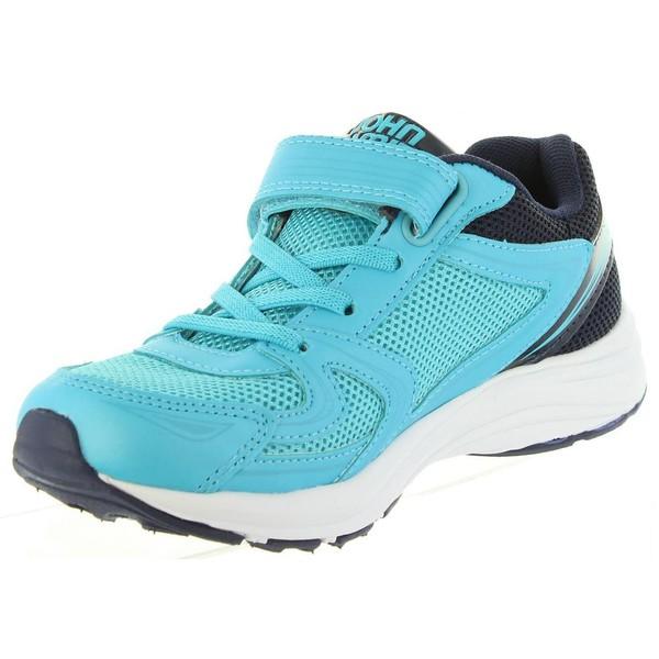 Sneaker infantil/junior - celeste