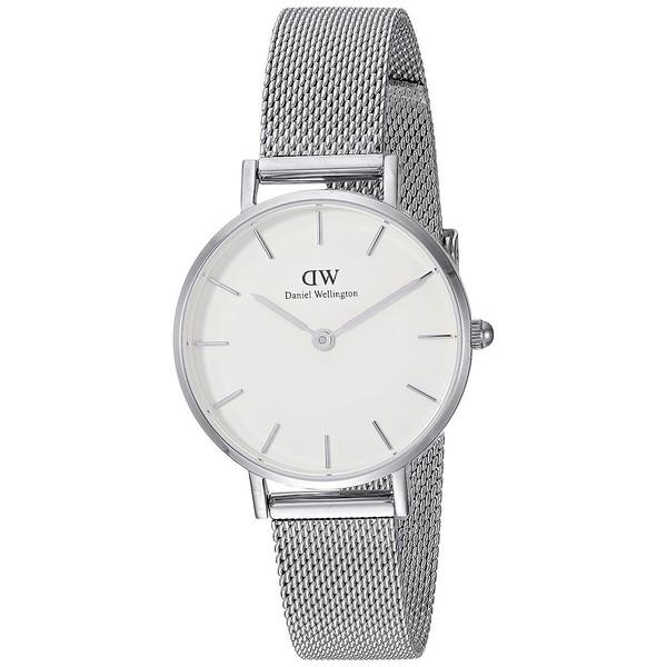 minorista online 67f94 2042e Reloj analógico mujer acero - plata