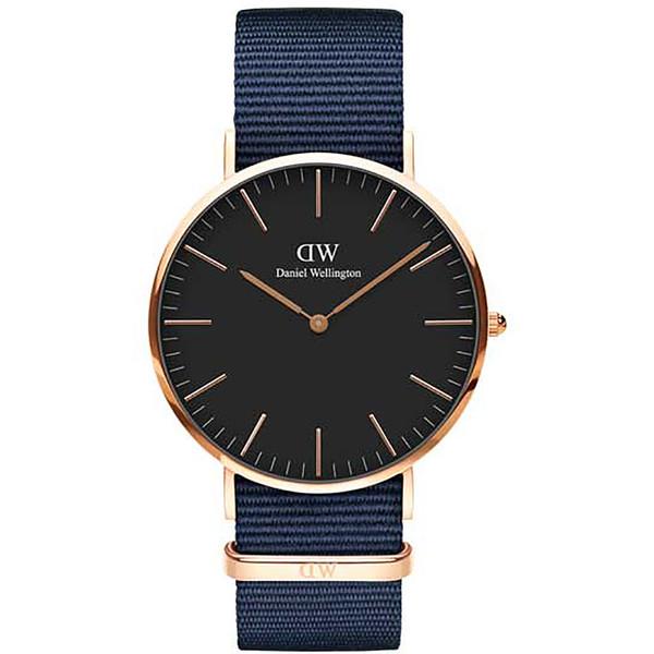 Reloj analógico mujer - azul