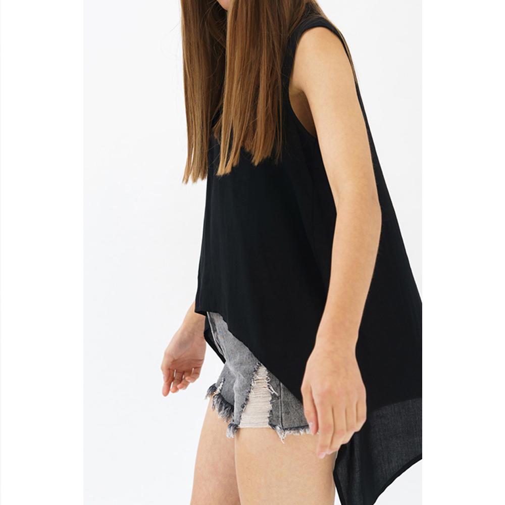 Blusa mujer - negro