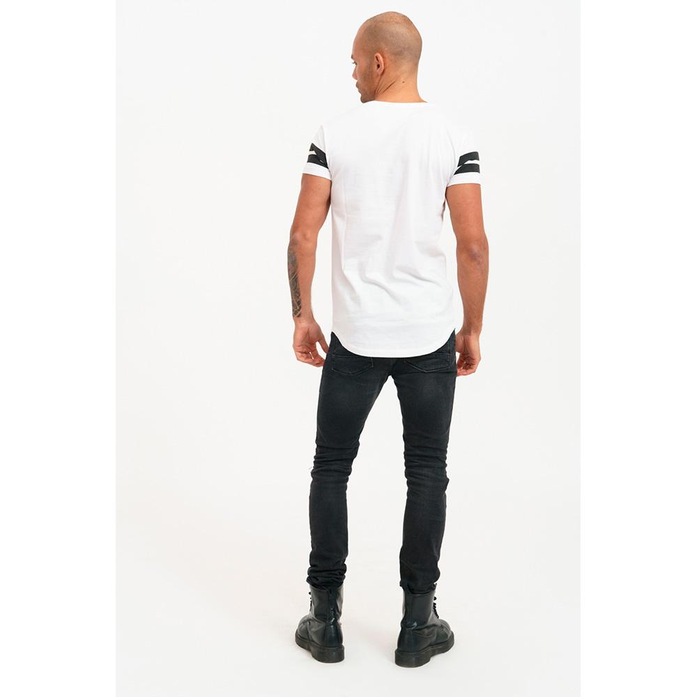 Camiseta hombre - blanco
