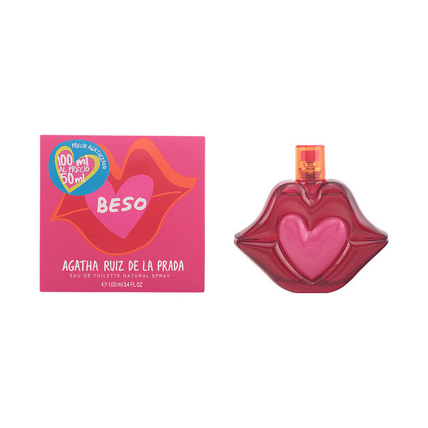 EDT beso - mujer