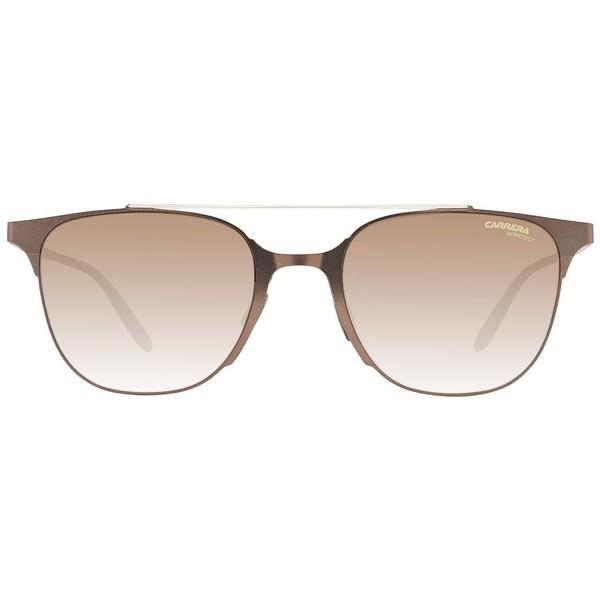 Gafas de sol metal unisex - marrón