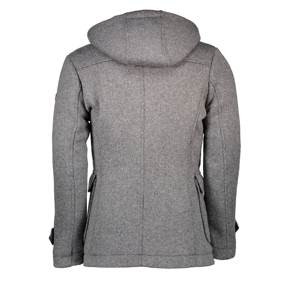 Abrigo hombre - gris
