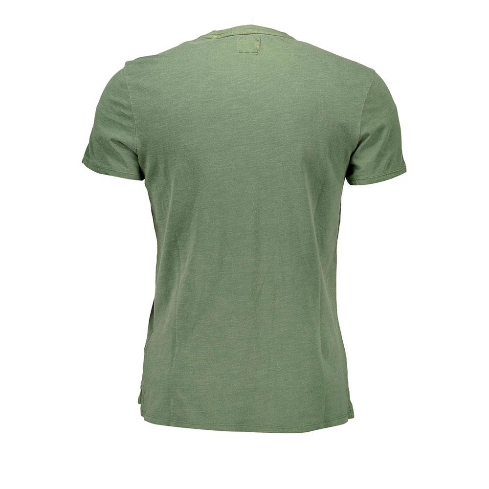 Camiseta hombre - verde