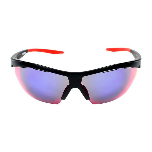 Gafas de sol unisex - negro/rojo