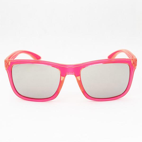 Gafas de sol unisex - rosa transparente