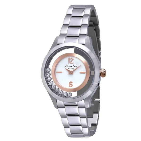Reloj mujer analógico - plateado