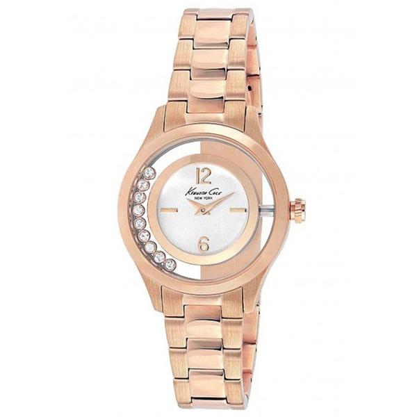 Reloj analógico mujer - rosado