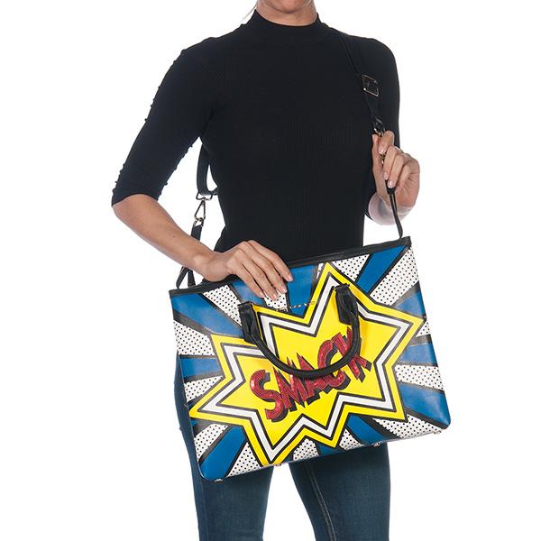 Bolso Tote mujer - multicolor