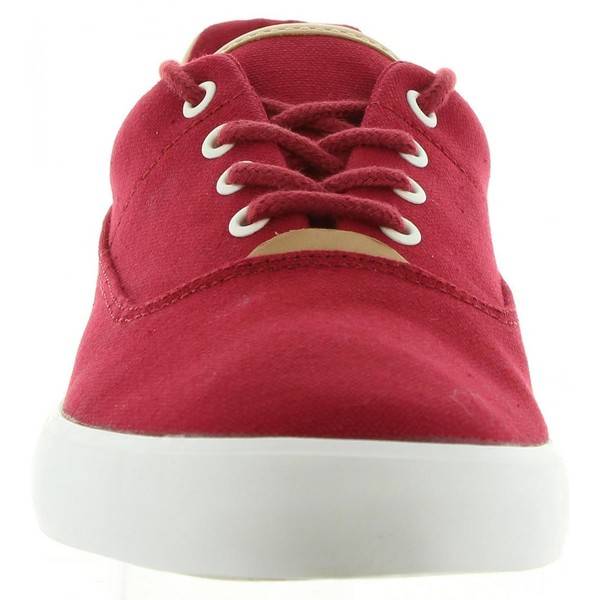 Sneaker hombre - rojo