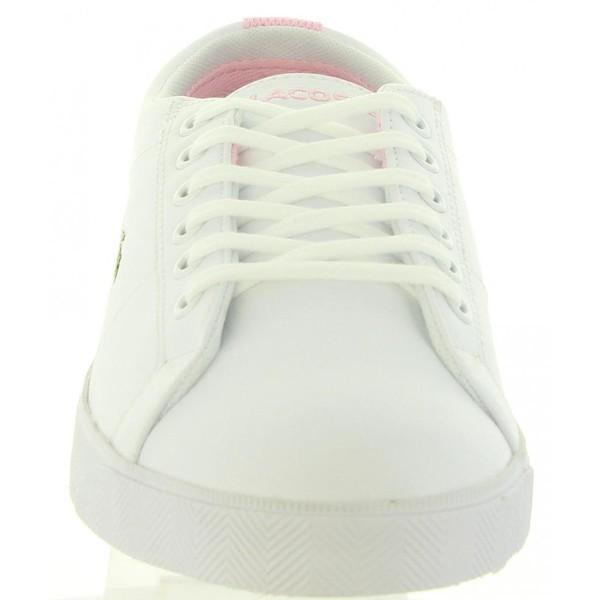Sneaker infantil/junior - blanco
