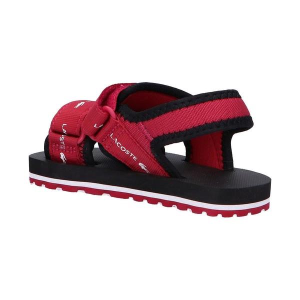 Sandalia infantil - rojo